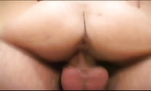 young dark haired having sex with her bf at constructing