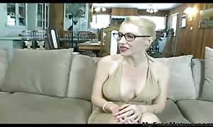 Dalny Series six - Porcelain Skinned mommy I would favor to bang screw aged old porno old woman old cum shots cum-shot