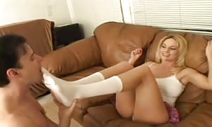 Foot Sex lovers