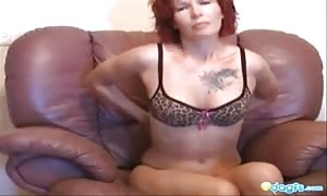 bf fucks a dirty red head mother in her yummy bootie