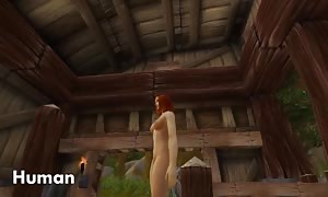 Warlords of Draenor naked patch Alliance