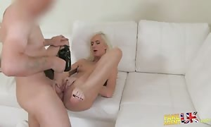 innocent blond