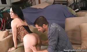 attractive mature woman RayVeness seductive a turned on wide shaft!