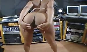 ebony nice with succulent knockers and ass
