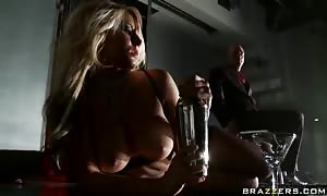 wonderful blonde Madison Ivy explains Off Her very good Body For Him